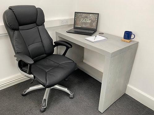 Handmade Wooden Desk Home Office - 25 Colours/Wood Wax