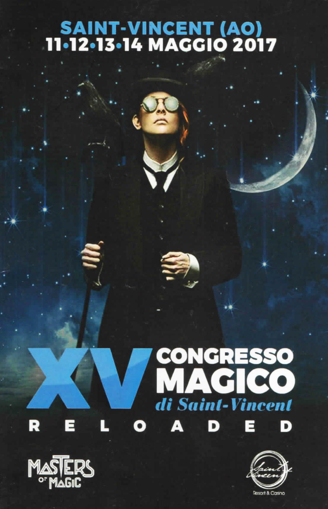 XV Congresso Magico di Saint-Vincent