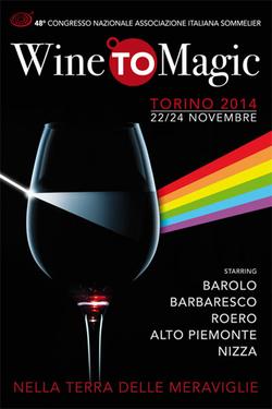 Wine To Magic