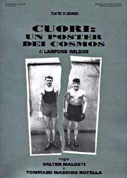 Un poster dei Comos