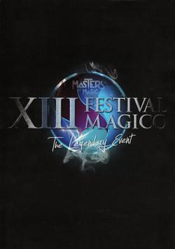 XIII Festival Magico Internazionale
