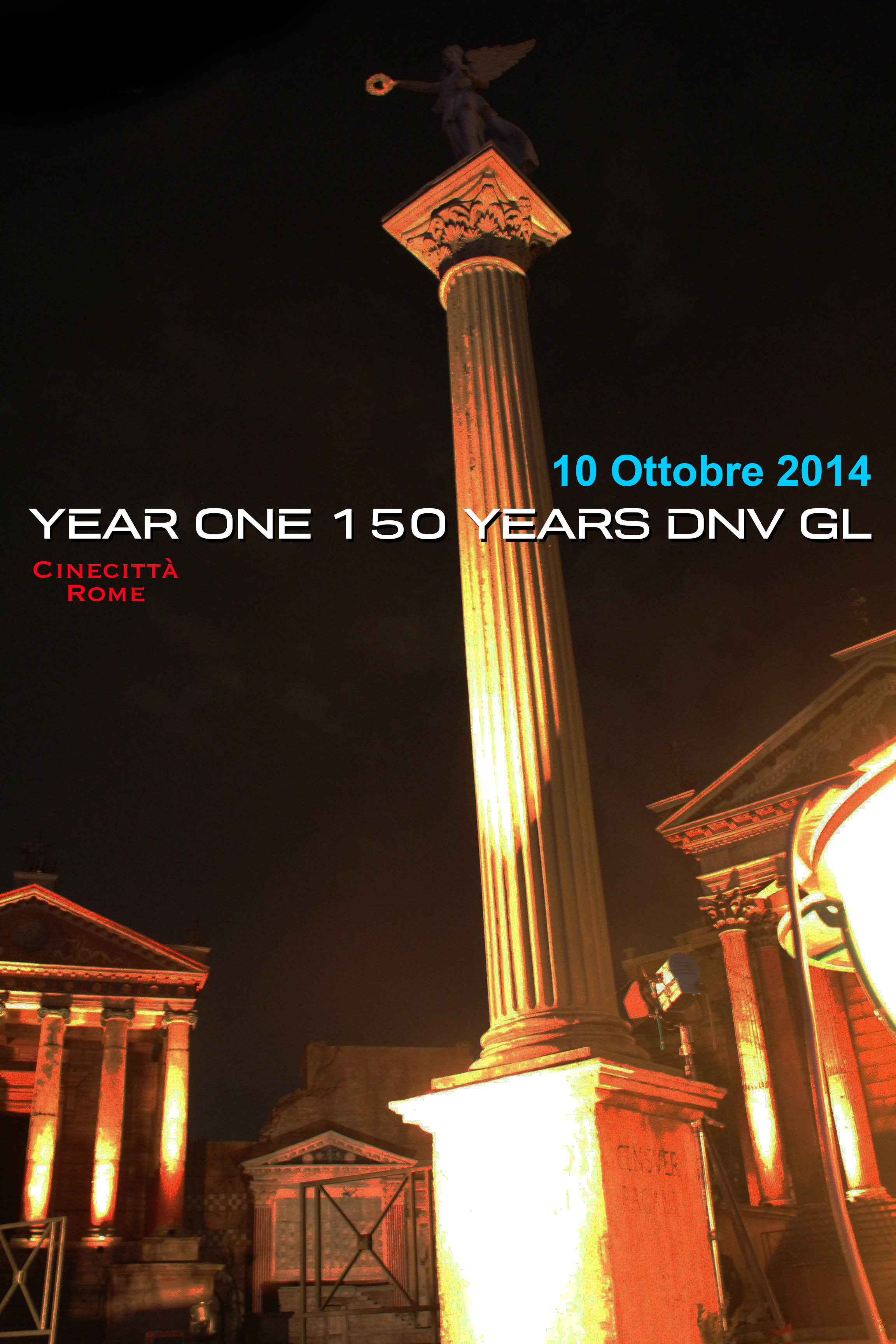 Year One 150 Years DNV GL