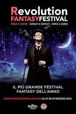 Revolution Fantasy Festival