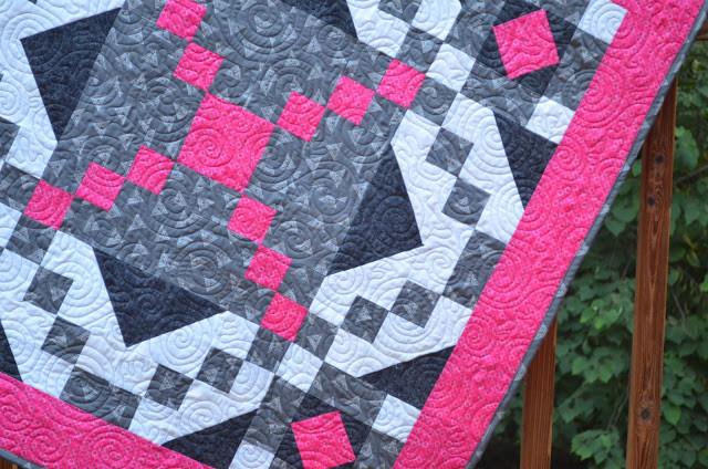 Original Design Baby Quilt