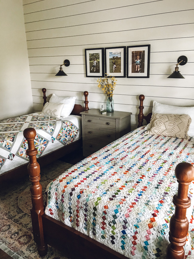Empty Nesters and Twin Bed Guest Room