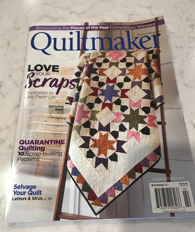 Published Quilt!