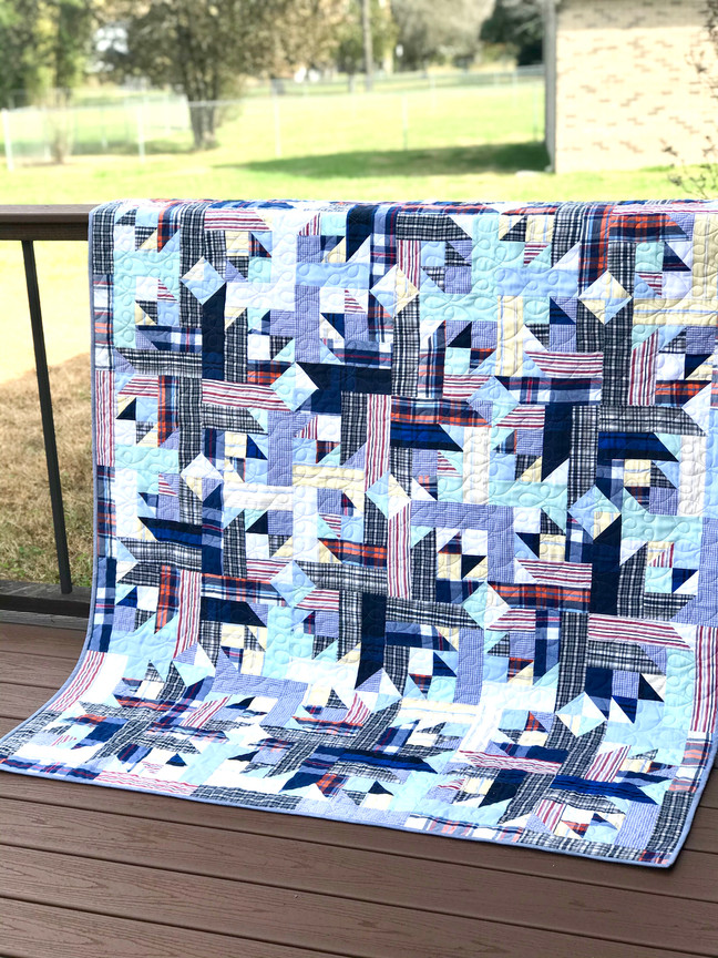 Two Quilts