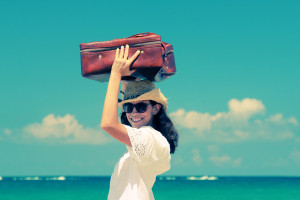 En bortkommen koffert…