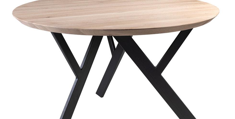 無垢天板 ダイニングテーブルTwig 円形