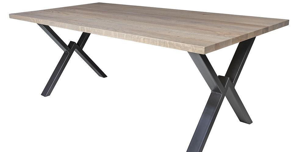 無垢天板 ダイニングテーブルAtras