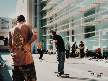 Barcelona: The Mediterranean happy hunting ground for skaters