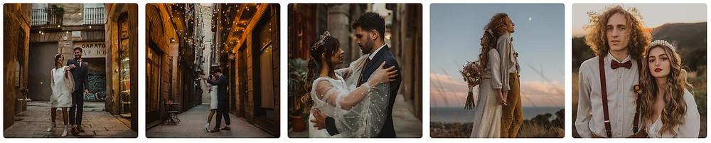 Emilija Kviliunaite Wedding Photographer Barcelona