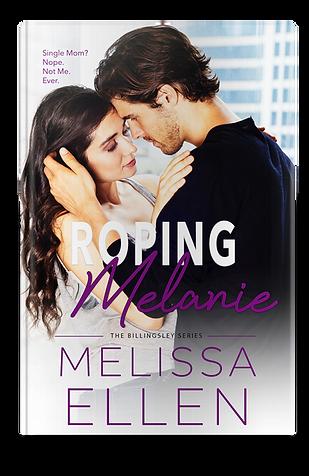 Roping Melanie Flat hardback.png