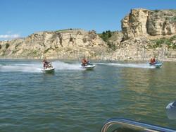 Cedar Bluff Reservoir