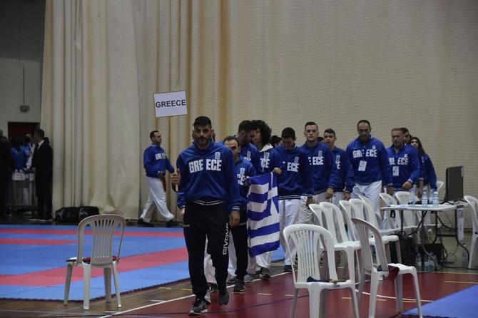 PORTUGAL - 46th European Wado Kai Championship