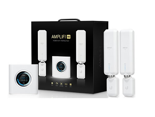AmpliFi HD WiFi System by Ubiquiti Labs, Seamless Whole Home Wireless Internet C