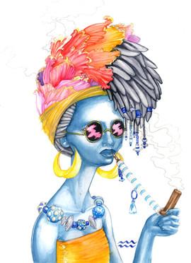 Pipe Girl