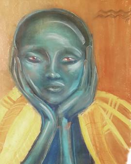 Suri Woman