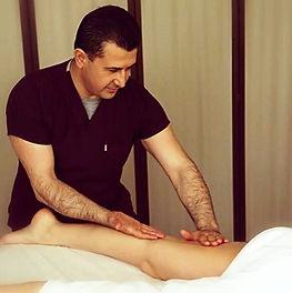 Оздоровителный Общий массаж