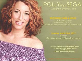 Polly Sings!