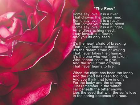 I Hear a Rose Singing