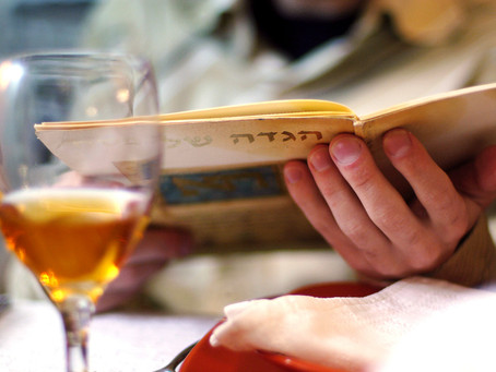 This Passover, Remember the Bigger Picture