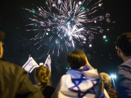 Happy Birthday, Israel!