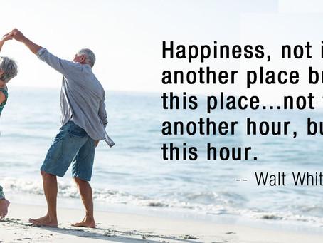 Happy Birthday, Walt Whitman!