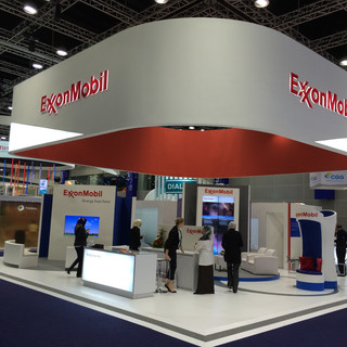 EXXONMOBIL Exhibition Booth