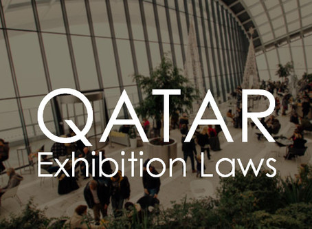 Qatar Exhibition Laws - The Application Procedure, Requisites, and Penalties