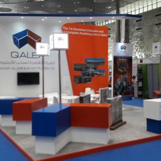 QALEX Exhibition Booth