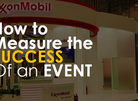 How to Measure the Success of an Event