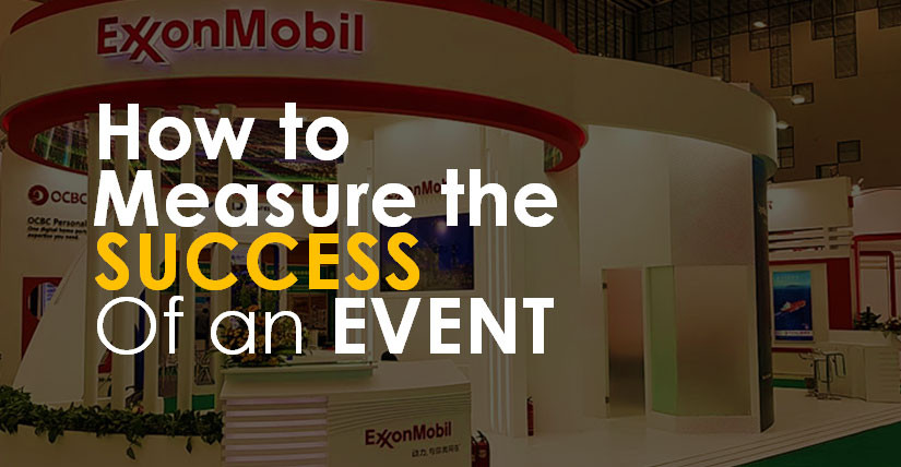 how to measure the event success