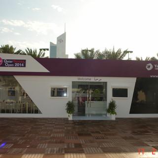 Qatar Total Open Tennis