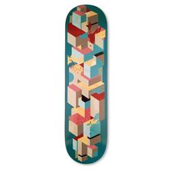 niels de jong skateboard deck