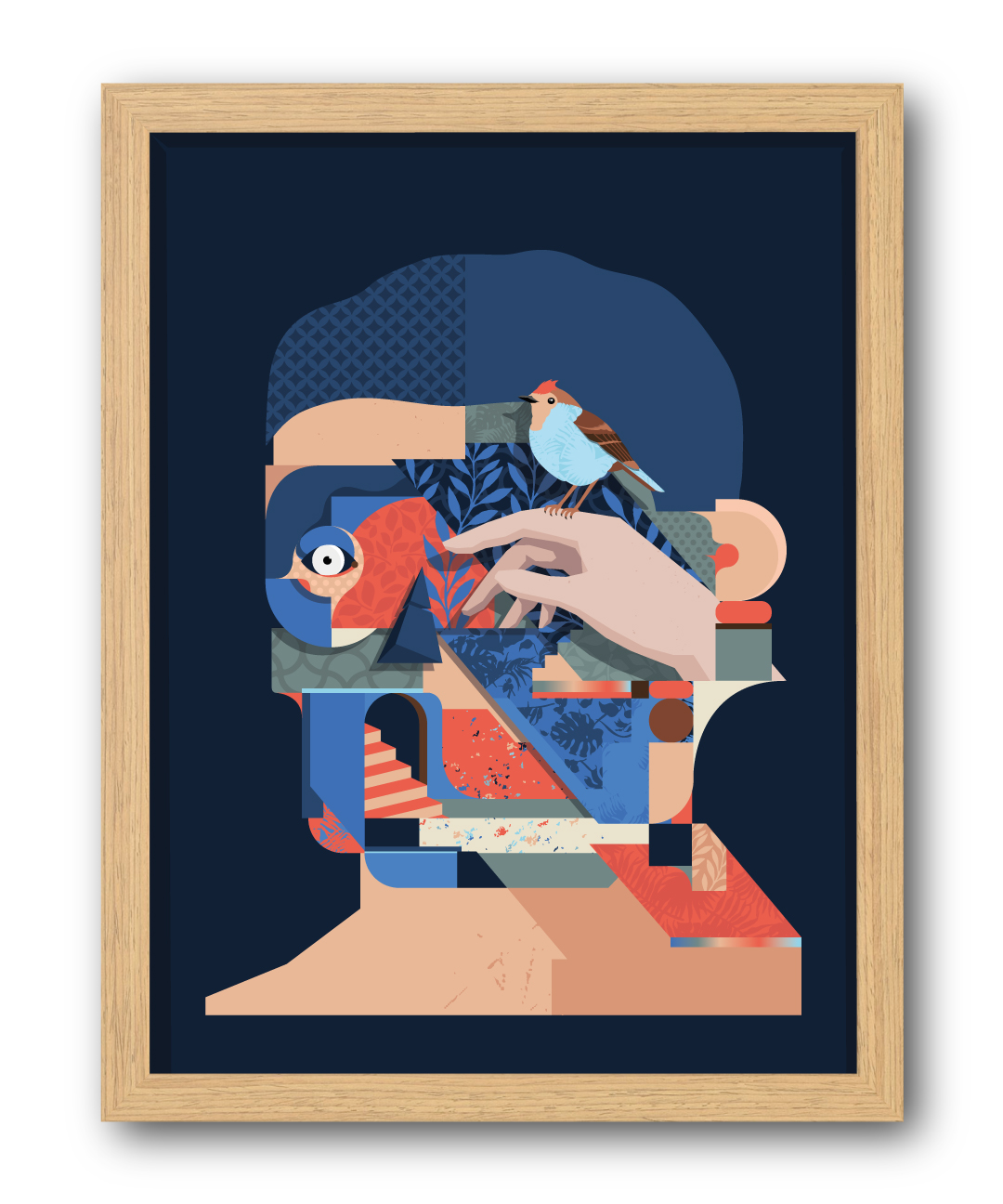 Niels-de-Jong-Title-Treasure-Framed