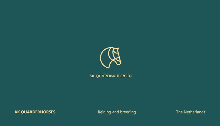 logo design horse
