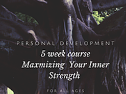 Maximizing Your Inner Strength Mentoring