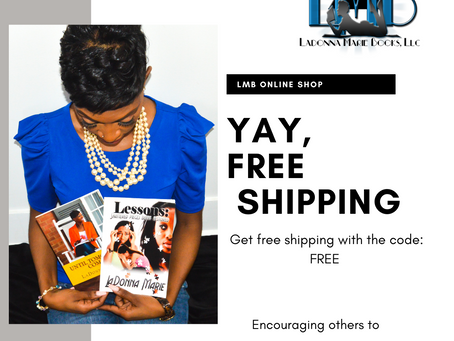 Hey, it's Free Shipping All Month!!!