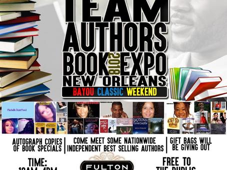 Meet us in New Orleans