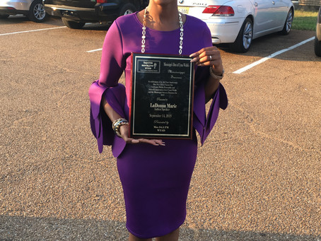 Mississippi Success Honoree