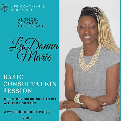 Basic Session consultation