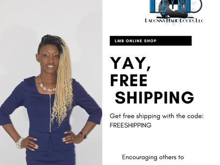 Yay Free Shipping!!!
