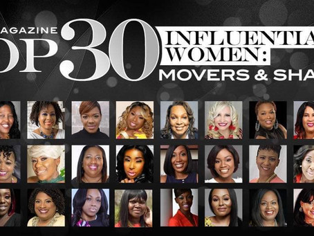 #Top 30 Influential Women
