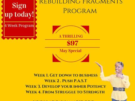 Rebuilding Fragments Program