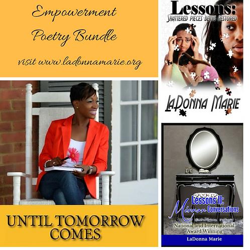 Empowerment Poetry Bundle