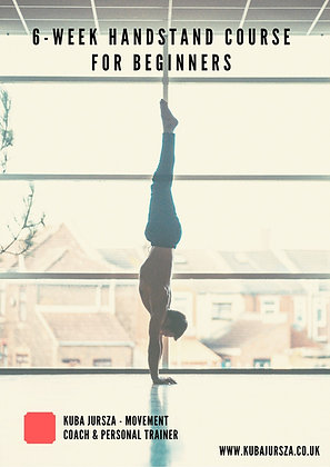 6-Week Handstand Course for Beginners