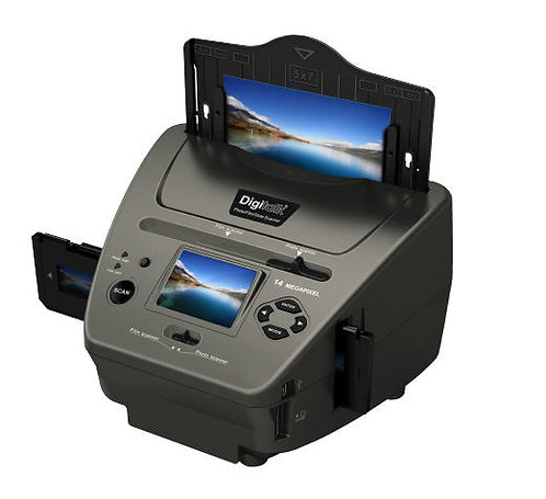 Digitalk 4 in 1 Combo Scanner