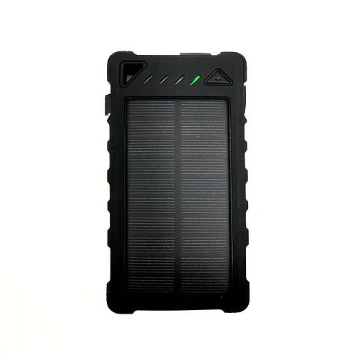 Digitalk Rugged Solar Power Portable Powerbank