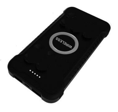 Digitalk Wireless Charging Power Bank